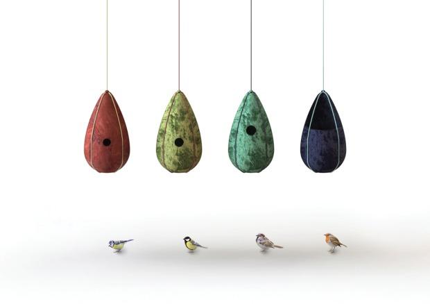 soorten-vogelhuisjes